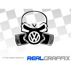 Angry Skull VW