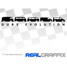 VW Dubs Evolution