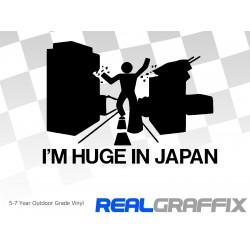 Huge in Japan