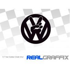 VW Peace Logo
