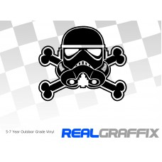 Storm Trooper Crossbones