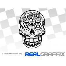VW Sugar Skull